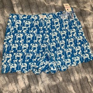 Women's shorts crown and ivy